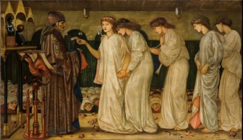 14_Burne_Jones_Prinzessin_Sabra_Los