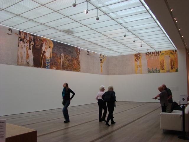 Klimt and Schiele\'s erotic splendour at Beyeler Basel   art-folio ...