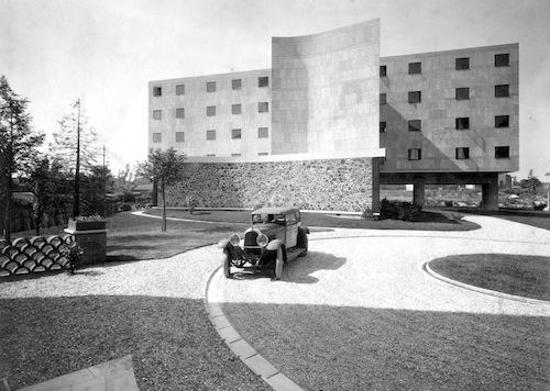 Le Corbusier und Pierre Jeanneret, Pavillon, Paris, 1930-33