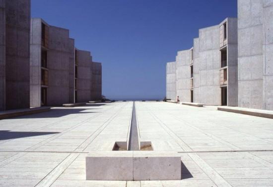 03_Louis Kahn_Salk_Institute