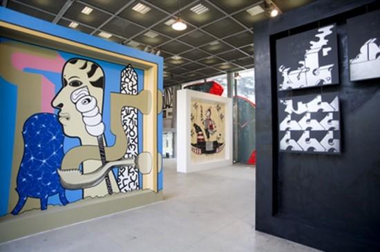 Born in the streets - graffiti_Grégoire Eloy