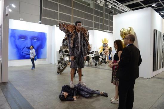 Arario Gallery Art Basel | Hong Kong 2013 | Arario Gallery MCH Messe Schweiz (Basel) AG