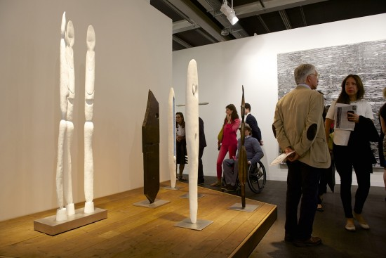 Galleries | Hauser & Wirth Art Basel 2013 | Galleries | Hauser & Wirth MCH Messe Schweiz (Basel) AG