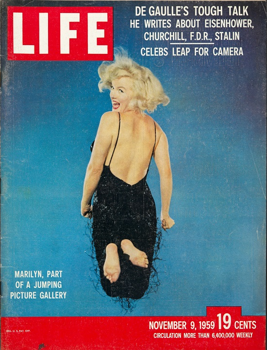 CR_MEL_HALSMAN_Philippe_LIFE Marilyne Monroe 1959 (c) 2013 Philippe Halsman Archive Magnum Photos