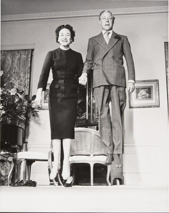 HALSMAN_Philippe_Duc et Duchesse de Windsor 1956 (c) 2013 Philippe Halsman Archive Magnum Photos
