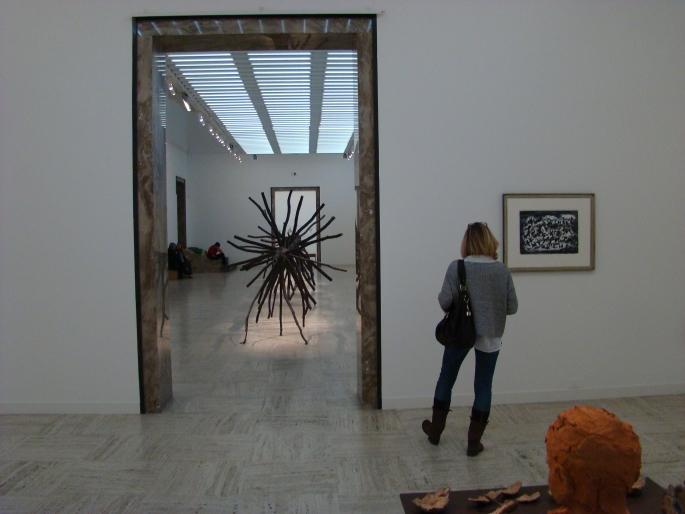 Giuseppe Penone 'Regards Croisés' View of the exhibition