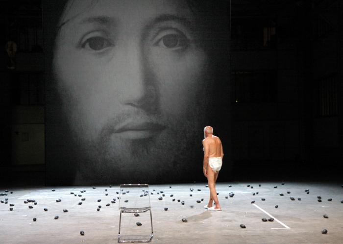 Romeo Castellucci - Sul Concetto Di Volto Nel Figlio @ Klaus Lefebvre