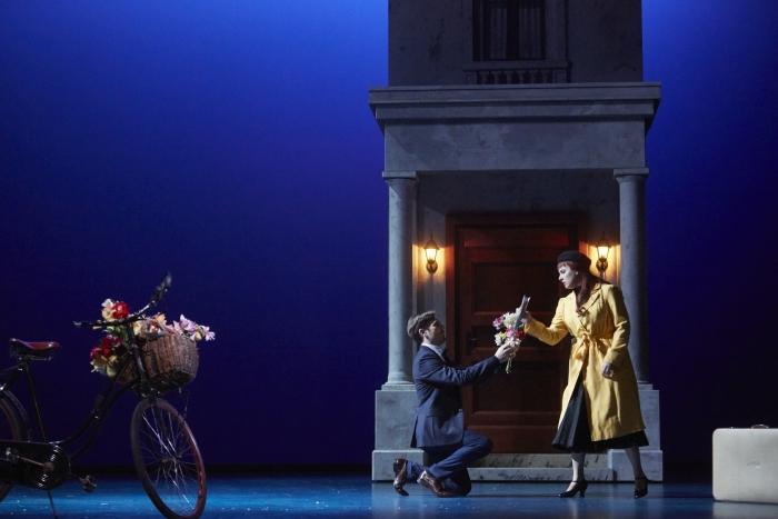 MY FAIR LADY, Lausanne Opera © Marc Vanappelghem