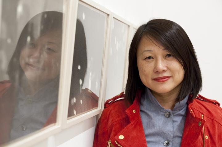 Portrait of Mingjun Luo, 2016