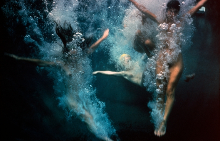Laurie Simmons, Water Ballet, 1980-1981 © Laurie Simmons