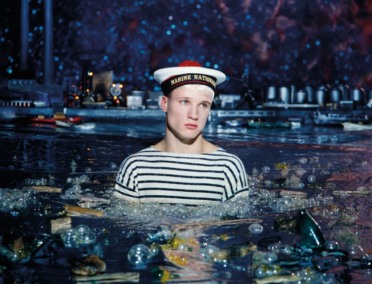 Pierre et Gilles, Dans le port du Havre, 1998, Courtesy the artistes and Galerie Daniel Templon
