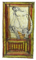 Hofer, Josef sans titre, 2006 © Collection de l'Art Brut, Lausanne